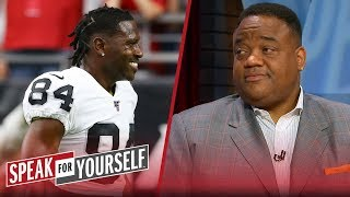 Antonio Brown shouldn't engage with Big Ben & leave it alone — Whitlock   NFL   SPEAK FOR YOURSELF