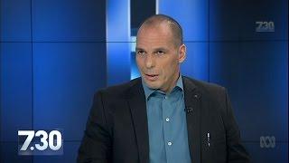 Europe is tearing itself apart over refugees: Yanis Varoufakis