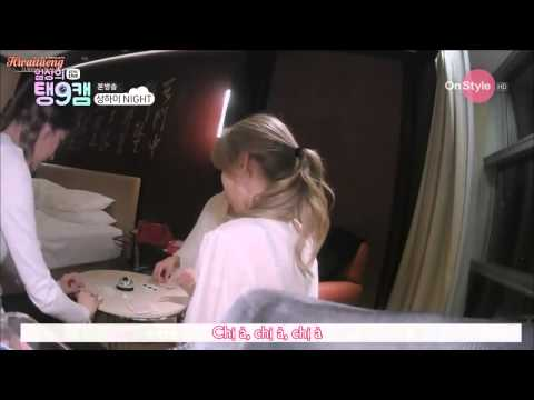 Taetiseo Onstyle daily Taeng9cam Vietsub