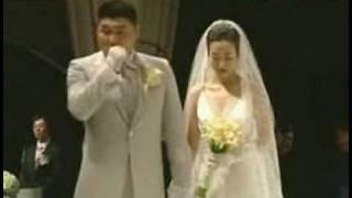 kim jong kook singing on kang ho dong's wedding