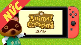 Animal Crossing Is Coming to Switch and We Are STOKED- NVC Highlight