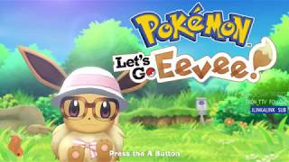 A Familiar World - Let's Play Pokemon: Let's Go, Eevee! Day 11