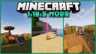Top 25 Minecraft 1.16.5 Forge Mods of the Month [August 2021]