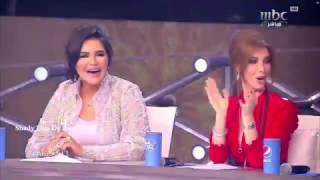 الشاب خالد يشعل مسرح عرب ايدول باغنية روحي يا وهران Arab Idol 2017