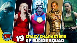 The Suicide Squad : Every Characters Explained | DesiNerd