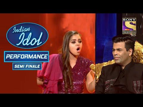 Vizag girl Shanmukha Priya's rocking performance in Indian Idol Season 12
