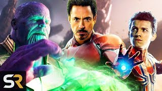 Marvel Theory: The Avengers 4 Time Loop Explained