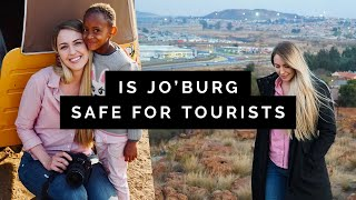 24 hours in JOHANNESBURG, South Africa | Little Grey Box