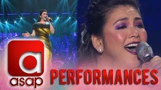 ASAP: Asia's Songbird Regine Velasquez-Alcasid soars high as she perform on ASAP
