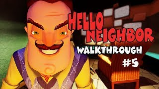 Hello Neighbor | Game Walkthrough , iOS Android gameplay