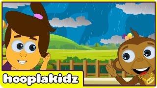I Hear Thunder   Nursery Rhymes   Fun Nursery Rhymes by Hooplakidz