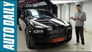 Khám phá tuyệt phẩm Rolls-Royce Ghost Black Badge giá 43 tỷ đồng tại Việt Nam  AUTODAILY.VN 