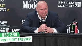 UFC 238 Post Fight Press conference: Dana White