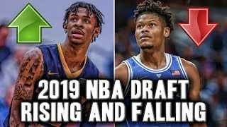 3 NBA Draft Prospects Shocking The World And 3 Disappointing Everyone This Season