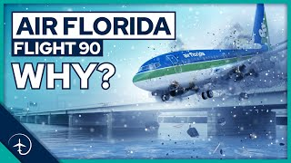What Actually happened to Air Florida flight 90?!