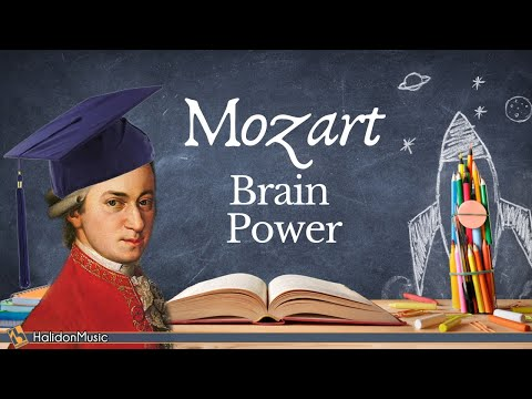 Mozart - Classical Music for Brain Power
