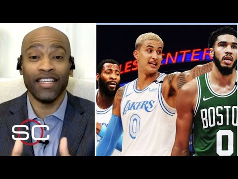 Vince Carter believes Drummond & Kuzma will leads Lakers blowout Celtics tonight