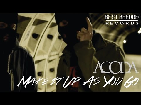 ACODA - Make It Up As You Go (OFFICIAL)