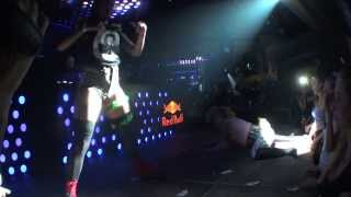 Ula Afro Fryc w finale EU Dancehall Queen w Wiedniu