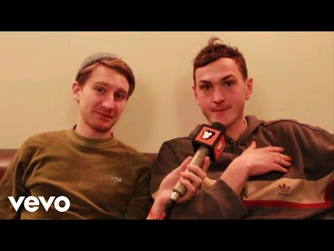 Glass Animals - Toazted Interview 2014 (part 1)