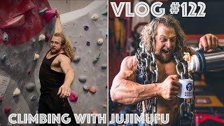 CLIMBING WITH JUJIMUFU | VLOG #122