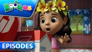 【Official】Super Wings - Episode 04