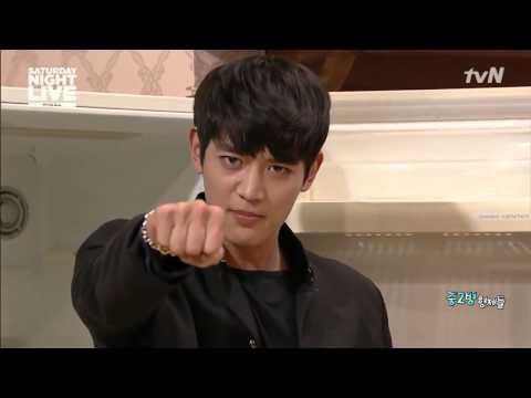 My name is Minho (SHINee on SNL Korea) 2015