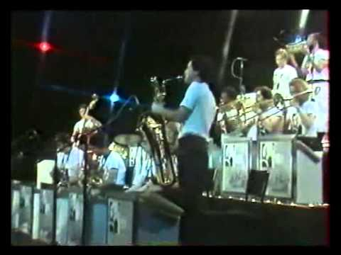1980 - Mel Lewis Jazz Orchestra - (7) Samba Con Getchu