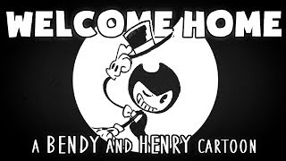 WELCOME HOME: A BATIM Animated Musical [SquigglyDigg & @GabeCastro]