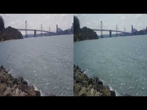 View of San Francisco from Treasure Island (YT3D:Enable=True)