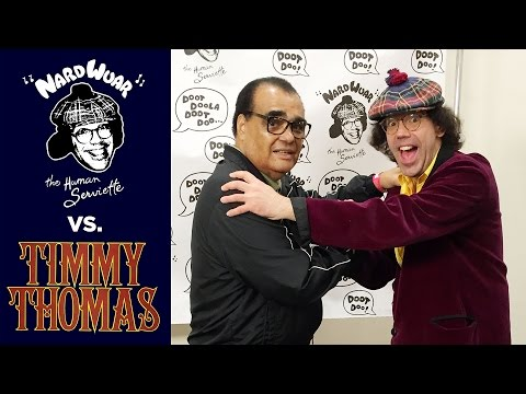 Nardwuar vs. Timmy Thomas