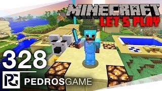 PedrosGame - STAVBA NOVÉ SLIME FARMY | Minecraft Let's Play #328 - Zdroj: