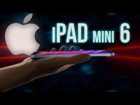 iPad mini 6 - Le Grand retour de la petite tablette de Apple !