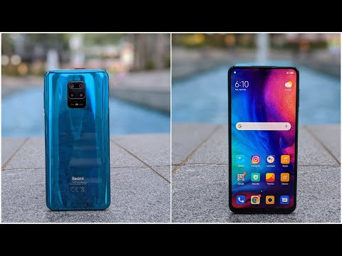 video Xiaomi Redmi Note 9S Smartphone Deals