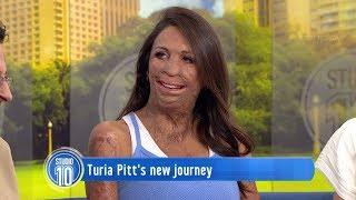 Turia Pitt's New Journey | Studio 10