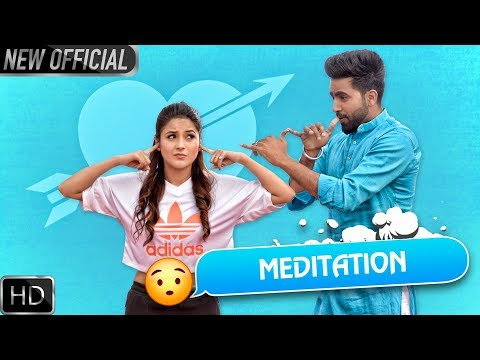 MEDITATION LYRICS - Manna Mand feat. Shehnaz Gill