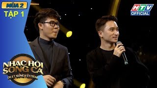 HTV NHẠC HỘI SONG CA MÙA 2 | Hoàng tử lai Kim Samuel