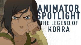 Breaking Down The Legend of Korra's Incredible Animation | Animator Spotlight