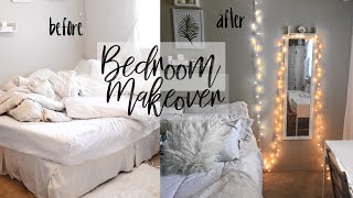 COMPLETELY RE-DOING MY ROOM (again)