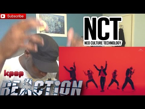 NCT U - THE 7TH SENSE MV REACTION!!!