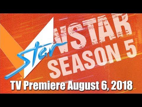 VSTAR SEASON 5 - Bắt đầu trình chiếu ngày 6 tháng 8/2018 trên Vietface TV