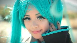 Hatsune Miku Makeup