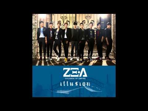 [ Mini Album ] ZE:A - illusion