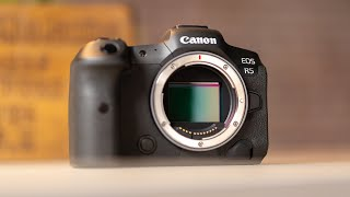 Canon R5   First Look
