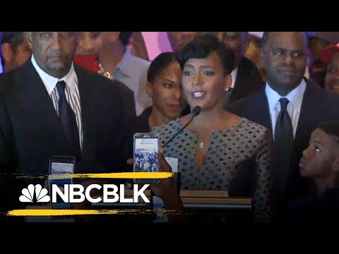 Atlanta Mayor Race May Be Too Close To Call | NBC BLK | NBC News