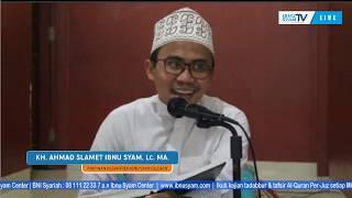 Live   Kajian Senja Bersama Ustadz Ibnu Syam di Darul Mukminin