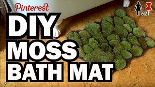 DIY Moss Bath Mat, Corinne VS Pin #28