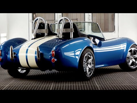 3D-printed Shelby Cobra - Big Ideas Become Reality at National Labs