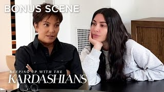 Kim Kardashian & Kris Jenner's Plans for the Future | KUWTK Bonus Scene | E!