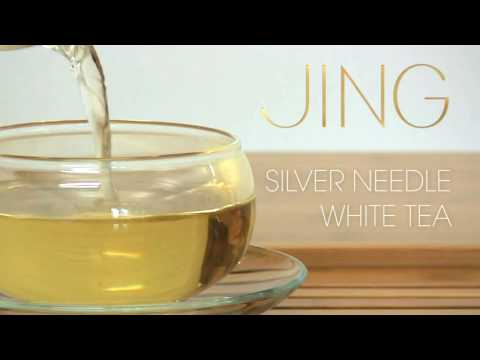JING Tea - Silver Needle White Tea